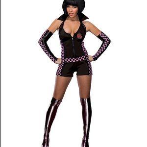 NWT Rubie's Speed Racer Trixie Costume